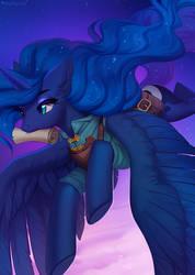 Luna's Post
