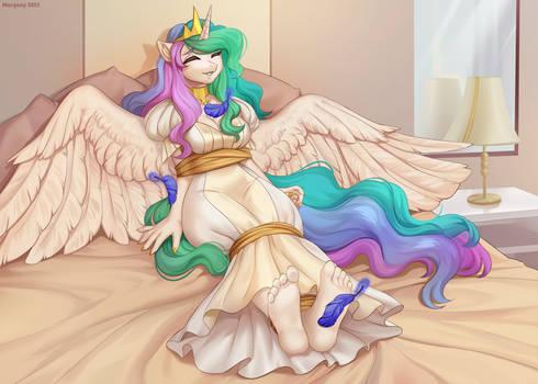 Tied princess