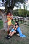 Selphie and Rinoa