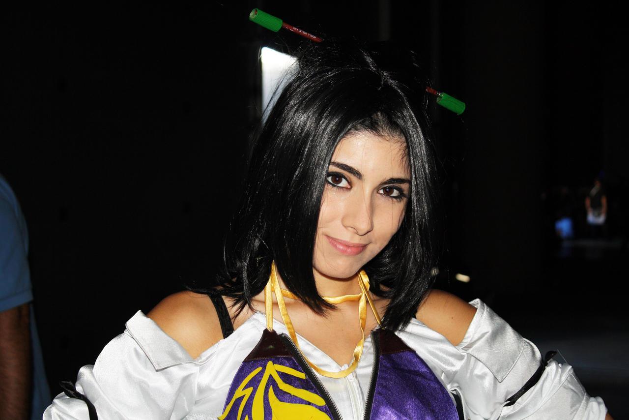 Lebreau cosplay