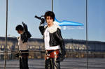 Squall Leonhart cosplay photo by PrincessRiN0a