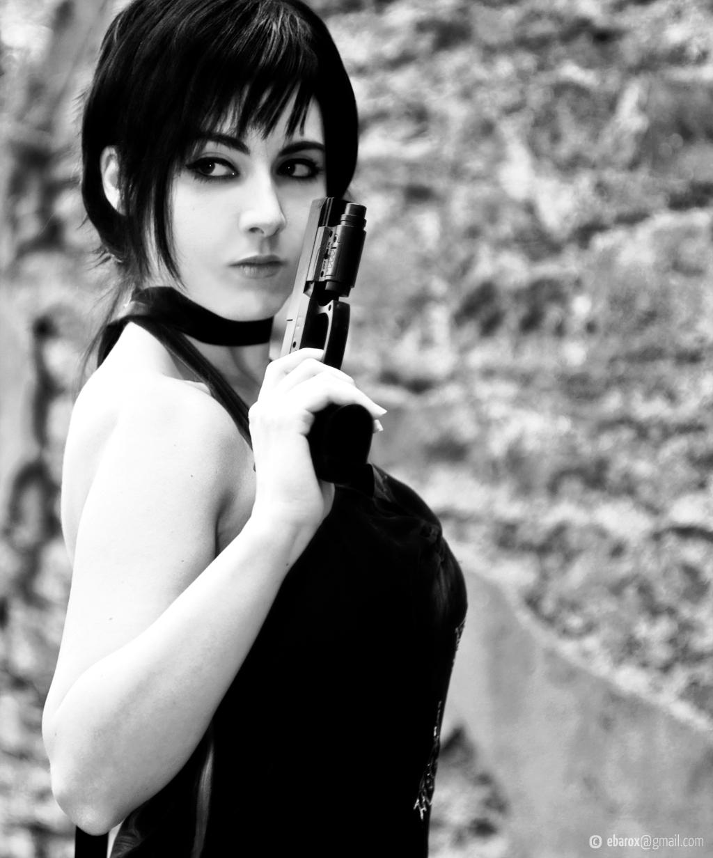Ada Wong cosplay (Old Photo) by PrincessRiN0a