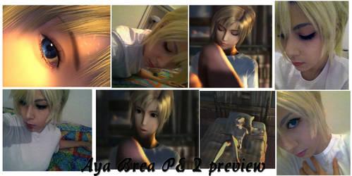 Aya Brea PE 2 istant by PrincessRiN0a