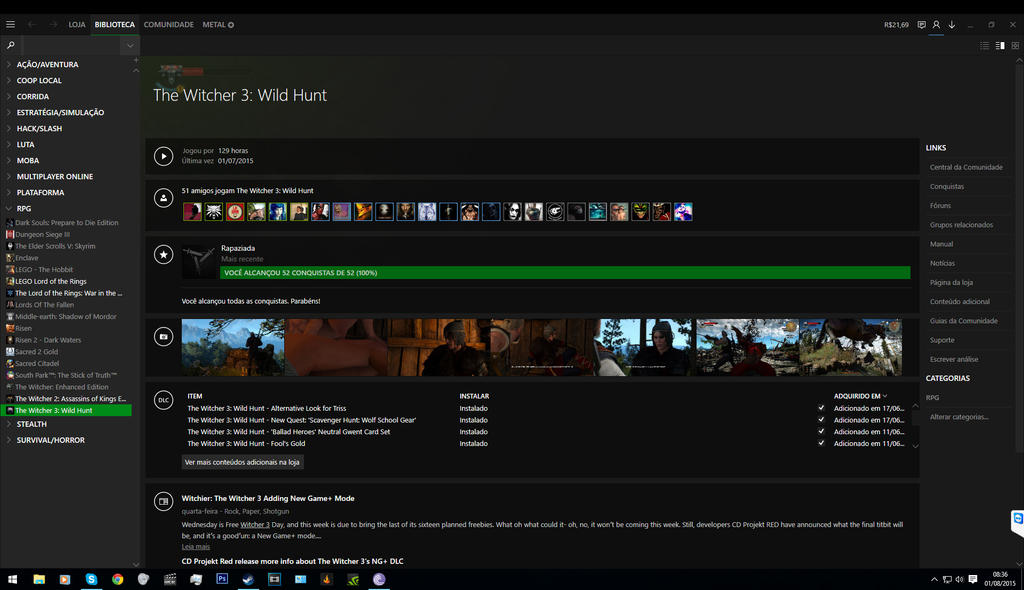how to change where my steam games are