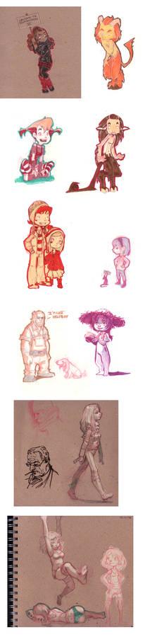 sketchbook stuff 2