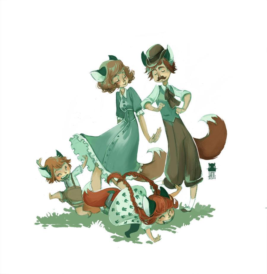 Foxfamily