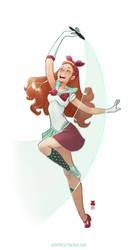 Sailor Schmoe by DawnElaineDarkwood