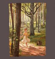 Jerianie's woods