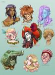 Peter Pan by Mokolat