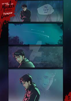 Flying Star - HTGAWM fancomic - Connor