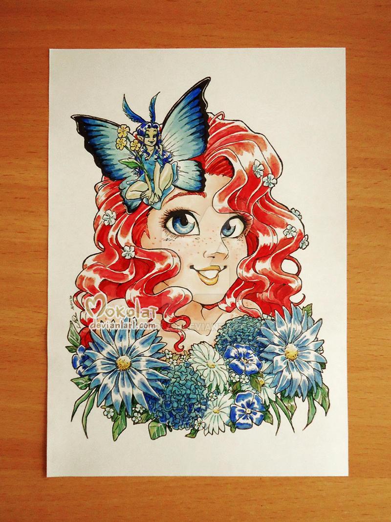 Miss Butterfly II