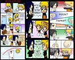 Funny Sasunaru Comic