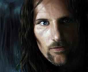 Aragorn- Final by Digital-Yume