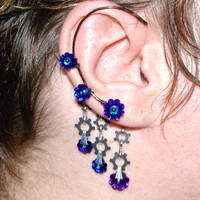 Heliotrope Wrap- SOLD by YouniquelyChic