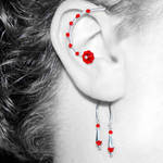 Red Ear Wrap v2- SOLD
