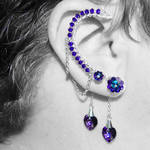 Heliotrope Ear Wrap V4- SOLD