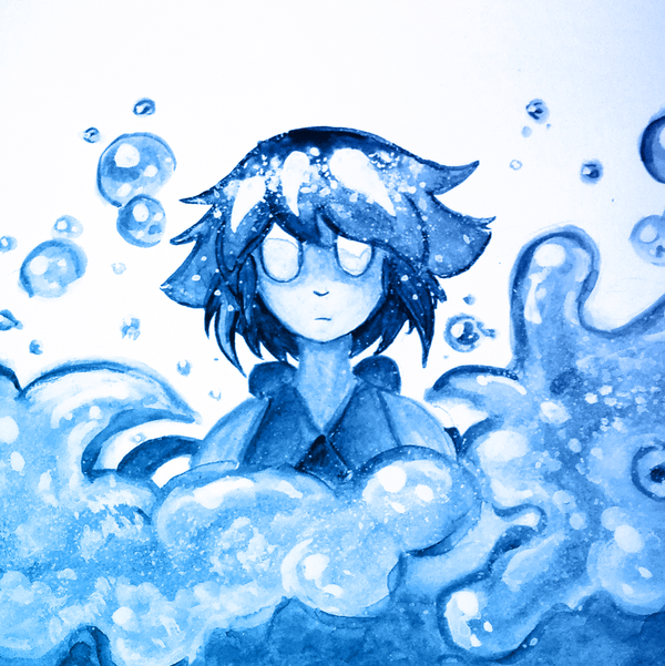 What can I say...Just...Lapis, my baby ;__; Lapis Lazuli from Steven Universe art by me Tumblr! -> denevert.tumblr.com/post/13868… COMMISSIONS INFO! -> denevert.deviantart.com/art/Co&h...