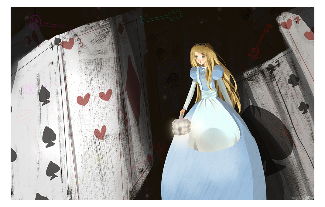 Alice by kagomy