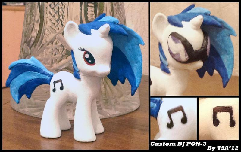 DJ-PON3 custom by Antych