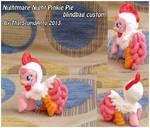 Chicken Pinkie Pie blind bag custom
