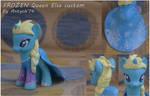 FROZEN Queen Elsa custom