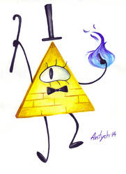 Gravity Falls: Bill Cipher
