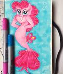 MLP:the Movie Pinkie Pie seapony