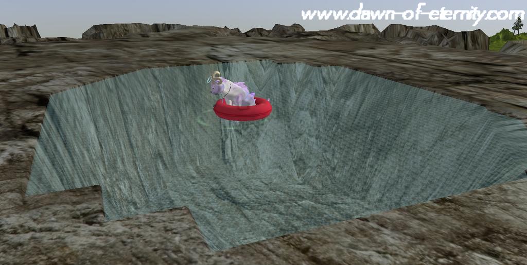 Pool by SparkleWolf404