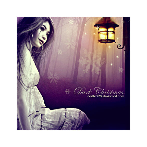 Dark Christmas.