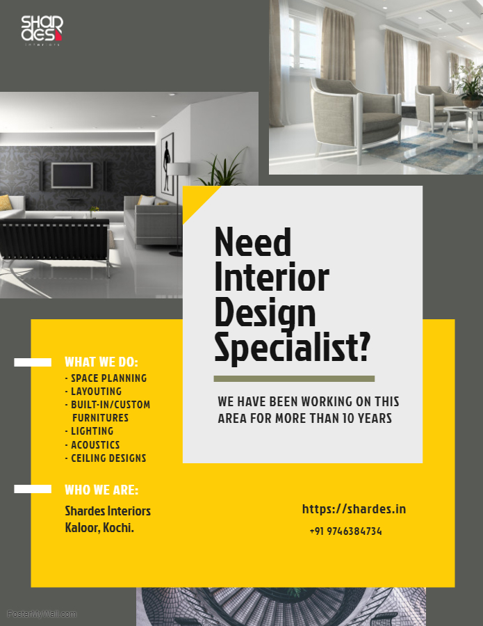 Best Interior Design Companies In Kochi By Shardes On Deviantart