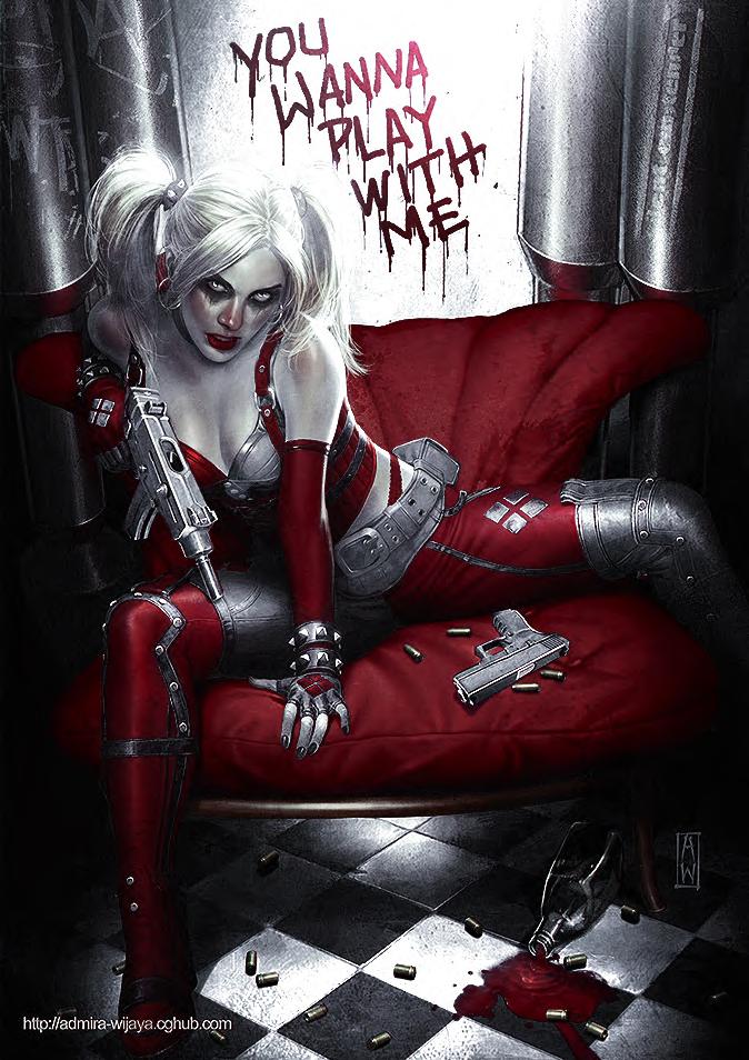 Injustice Gods Among Us Harley Quinn Arkham , Png Download