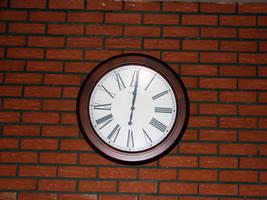 Large Wall Clock by RosalineStock