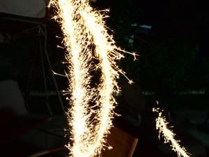 Sparkler Lines