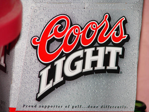 Coors Light Case By RosalineStock ...