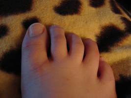 Top Half Foot by RosalineStock