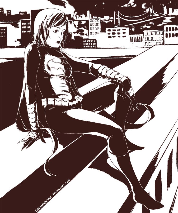 Black Bat by chocomantha