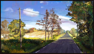 Road by mohq