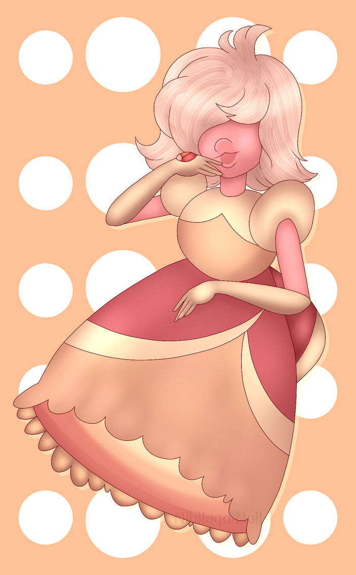 I've been having major art block and decided to draw Paddy because I haven't drawn her yet This is a speedpaint, I'll link the video soon happy Halloween  Padparadscha is from Steven Universe