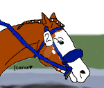 Race Horse Tag - Todd by DarkParadise24