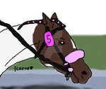 Race Horse Tag - Paint me Proud by DarkParadise24