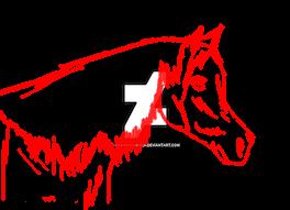 Arab head sketch by DarkParadise24