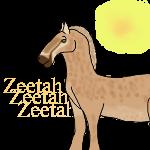 Zeetah tag by DarkParadise24