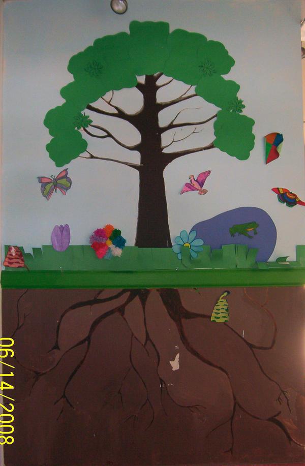 Tree by Trishmo