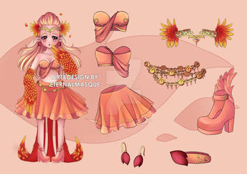 [CLOSED] Phoenix Adoptable AUCTION