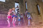 Battle Armour Sailor Senshi