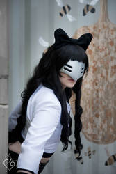 Masked Intruder by YouseiCosplay