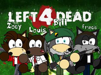 Molbian Left 4 Dead by AshleyWolf259