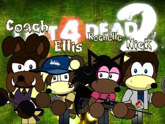 Molbian Left 4 Dead 2 by AshleyWolf259