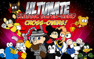 Ultimate Classic Super-heroes by AshleyWolf259