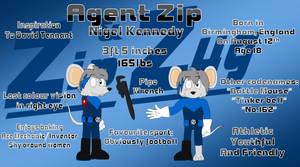 Agent Zip Ref 2019